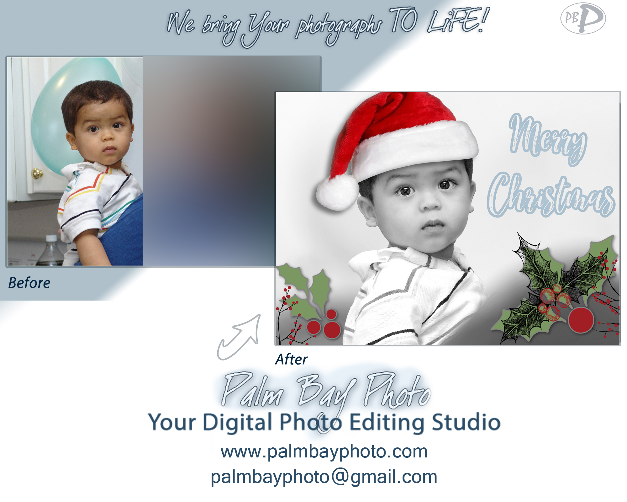 Palm Bay Photo Studio Editing